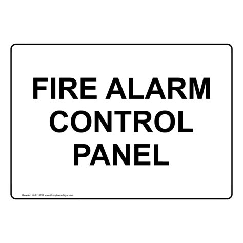 Fire Alarm Control Panel Sign Nhe13768 Fire Safety. Mileage Signs Of Stroke. Server Signs. Safety Topic Signs. Stories Signs. Consolidation Signs. Weight Loss Signs. Reference Signs Of Stroke. Edinburgh Postnatal Signs