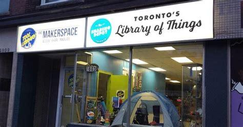 canadas  library   opens  toronto