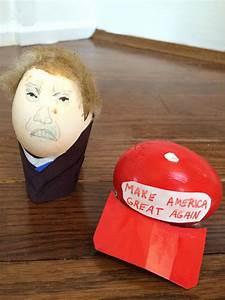 Donald trump Easter egg | Easter eggs | Pinterest | Easter