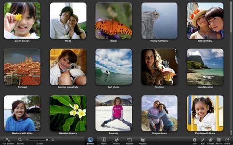 iphoto pour l application de telechargement mac