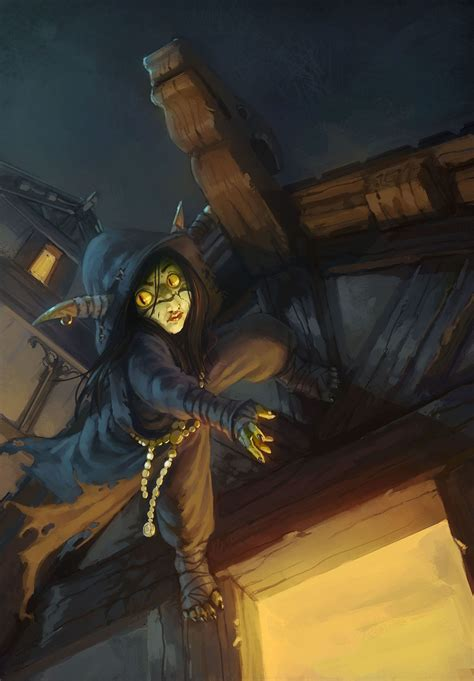 ArtStation - Nott the Brave!, wesley griffith | Critical ...