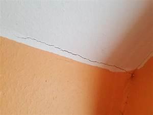 Risse In Wand : risse in der wand einer mietwohnung dadurch tapete wer weiss ~ Eleganceandgraceweddings.com Haus und Dekorationen