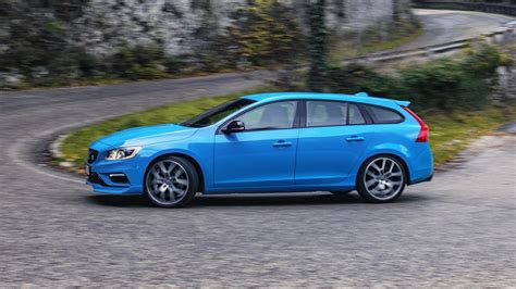The New 362bhp Four-cylinder Volvo V60