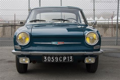 Simca 1000 Coupe (Chassis 154970) High Resolution Image