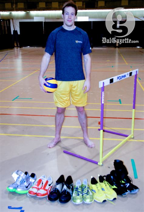 barefoot balance dalhousie gazette