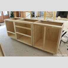 Cabinet Beginnings  Domestic Imperfection  Building A