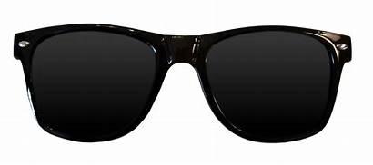 Sunglasses Statement Stand Glasses Clip Dark Transparent