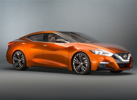 New 2015 Nissan Maxima by 2015 Nissan Maxima Redesign And Release Date Car Awesome