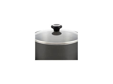 farberware  high performance nonstick  piece cookware set red  ebay