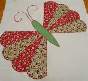 Dresden Butterfly Quilt Block