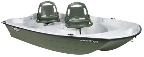 Pelican Boat Wheels by Pelican Predator 103 Fishing Boat