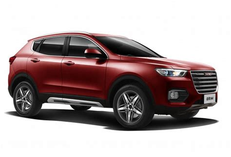 Sized Suv by 2018 Haval H4 Medium Size Suv Revealed For China Only