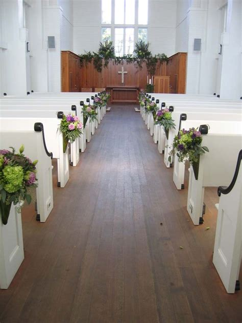 simple church wedding decorations bing images