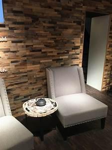 Fliesen Holzoptik Wohnzimmer : bricks aus holz holzbricks wandverkleidung wand fliesen wohnzimmer esszimmer sofa stuhl ~ Markanthonyermac.com Haus und Dekorationen