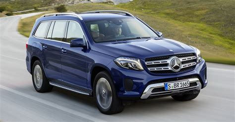 Review Mercedes Gls Class by Bmw X7 Vs Mercedes Gls Which Size German Luxury Suv