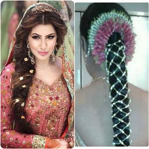 Pakistani Wedding Hairstyles For Long Hair Top Pakistan