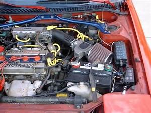 1988 Toyota Corolla Trueno Ae92 Gt