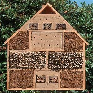 Bienenhaus Selber Bauen : wildbienenschutz lehrpfade ~ Lizthompson.info Haus und Dekorationen