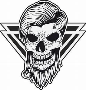 Smoke, Skull, Vector, Free, Vector, Cdr, Download