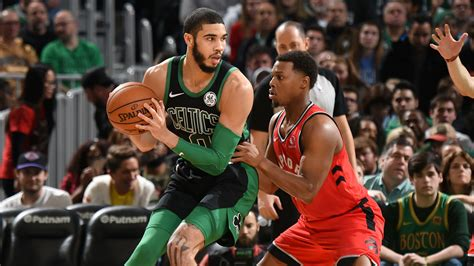 NBA Playoffs 2020: Boston Celtics vs. Toronto Raptors ...