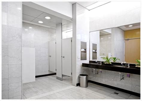 hospital restrooms lexicon lighting technologies led