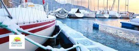 Cost For Winterizing A Boat by Winterizing A Boat We Feel Your Carefree Boat Club