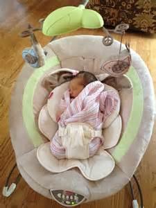 Newborn Baby Girl Bouncer