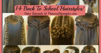 easy hairstyles  school compilation  weeks