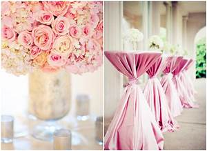 having a pink theme wedding for your special day With pink decorations for weddings