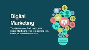Digital Marketing Powerpoint Icons