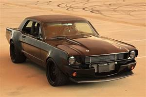 1966 Mustang Pro Touring Restomod - Classic 1966 Ford Mustang