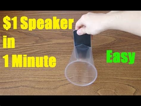 make my phone louder how to make your iphone speaker louder with 1 dollar