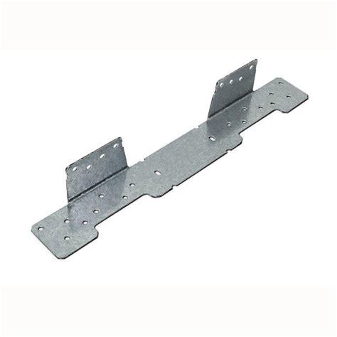 simpson strong tie z max 18 gauge galvanized adjustable