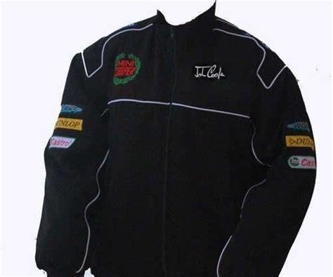 buy mini cooper racing jacket classic mini cooperjohn