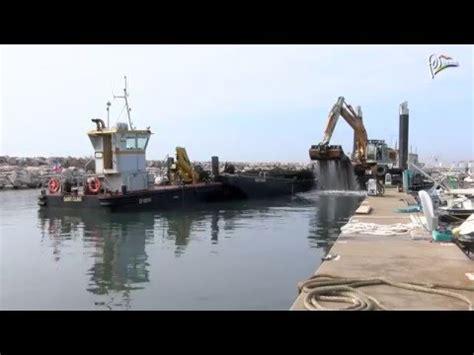 ville de fos sur mer dragage du port st gervais