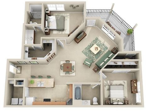 Our Hawthorne (b1) Floor Plan Hosts 1169 Sq Ft. It Has 2