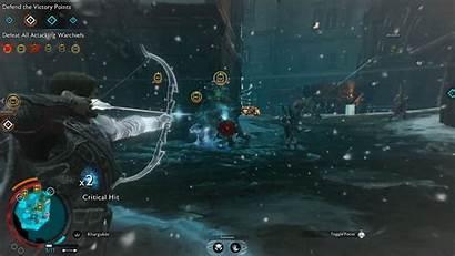 Shadow War Earth Middle Definitive Edition Xbox