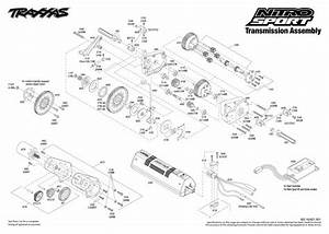 Traxxa Engine Diagram
