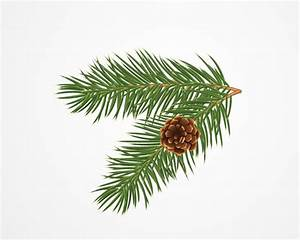 Pine Tree Clip Art | ... art green isolated pine pine cone ...