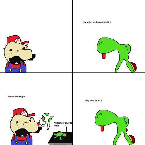 Dolan Duck Meme Generator - mario dolan know your meme