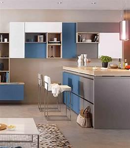 Salon Cuisine Ouverte : 7 solutions pour des cuisines ouvertes sur salon mobalpa ~ Melissatoandfro.com Idées de Décoration