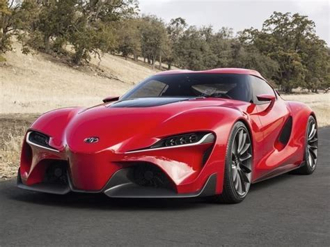 Turns Out Toyota's New Sports Car Might Not Be Called The