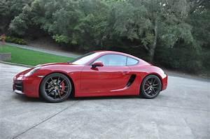 Porsche Cayman Occasion Le Bon Coin : fs 2015 cayman gts carmine red 67 000 norcal rennlist porsche discussion forums ~ Gottalentnigeria.com Avis de Voitures