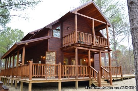oklahoma cabin rentals oklahoma vacations travel packages realadventures