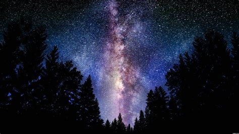 Milky Way Galaxy Wallpapers Pixelstalk