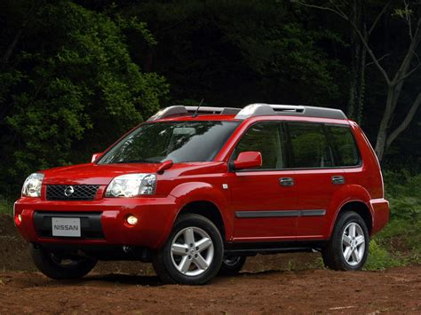 2005 nissan x trail information and specs auto database