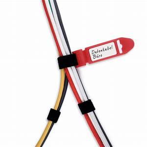 Etiquette Cable Electrique : label the cable ltc basic label kit 5 attaches velcro ~ Premium-room.com Idées de Décoration