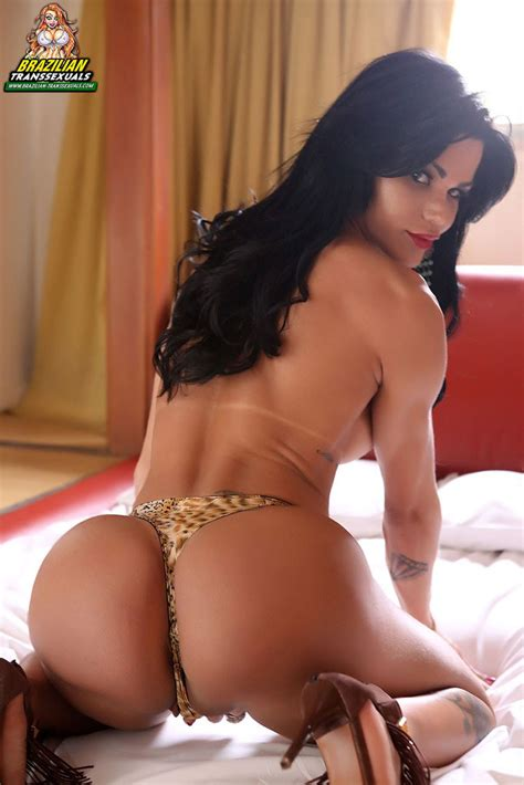 Brazilian Transsexuals Super Fit Natany Gomes At Shemalebestlabel Com