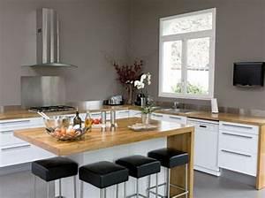 Couleurs et amenagements pour une cuisine zen for Deco cuisine pour mobilier de cuisine