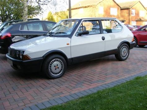 Fiat Strada For Sale by For Sale 1985 Fiat Strada Abarth 130tc Retro Renault